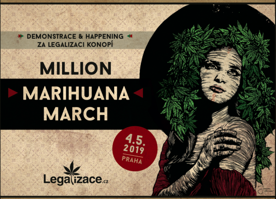 Cannafest is a partner of Million Marihuana March 2019